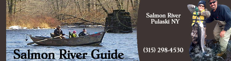 Salmon River Guide logo